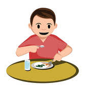 Image result for eating clipart