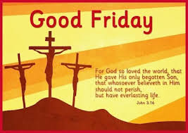 Happy Easter | Good Friday & Resurrection Day - http ... via Relatably.com