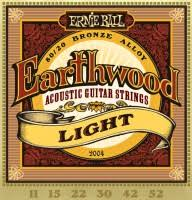 <b>Ernie Ball</b> Earthwood 80/20 Bronze 11-52 (2004) – купить <b>струны</b> ...