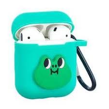 2019 的 Bow Tie Cat Non-slip <b>Soft Silicone Case for</b> Apple AirPods ...