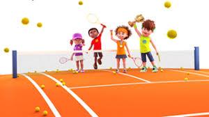 Résultats de recherche d'images pour «images  tennis et vacances enfants»
