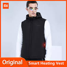 Xiaomi <b>SUPIELD</b> Aerogel Cold Resistant Smart Heating Vest Super ...