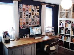 home decorating trends homedit blue home offices
