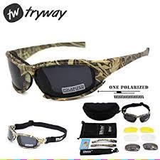 <b>Daisy X7 polarized Sunglasses</b> Tactical eyewear 4LS Mens Military ...