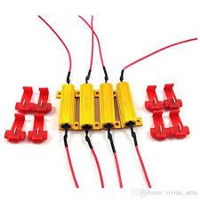 Lighting & Lamps Light Bulbs <b>2 PCS/Lot Car</b> 50W 6ohm Load ...
