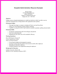 hospital administrator resume templates professional resume hospital administrator resume templates hospital administration sample resume hospital jobs online example for hospital administration resume