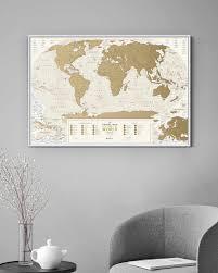 Скретч <b>Карта</b> Мира <b>TRAVEL MAP</b> GEOGRAPHY WORLD - <b>1DEA</b>.<b>me</b>