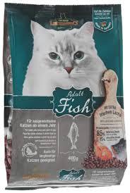Купить сухой корм для кошек <b>Leonardo Adult Fish</b>, океаническая ...