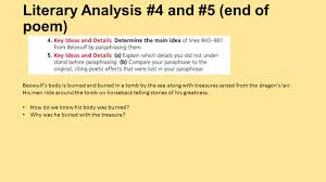 analytical essay on beowulf BestWeb     Literary analysis essay beowulf