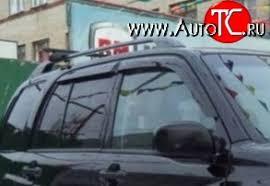 Комплект <b>дефлекторов окон</b> (ветровиков) 4 шт. на <b>Suzuki</b> Grand ...