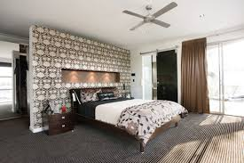 Modern Wallpaper For Bedrooms Wall Paper Designs For Bedrooms Modern Bedroom Interior Design