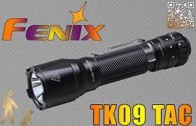 Подствольный <b>фонарь</b> — <b>Fenix TK09</b> TAC, c выбором режима ...