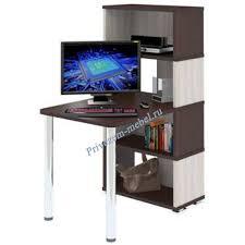 Компьютерный <b>стол СБ</b>-<b>10М-4</b> компактный с ящиками купить ...