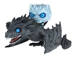 <b>Funko Pop Rides</b>: <b>Game</b> of Thrones-Night King on Dragon ...