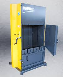 down stroke balers added to the moley equipment line a compact baler for reducing volume and size
