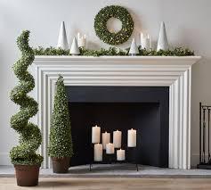 <b>Pre Lit Christmas Trees</b> | <b>Artificial Christmas Trees</b> | Pottery Barn