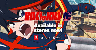 MODE -STORY- | <b>KILL la</b> KILL - IF Homepage