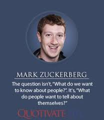 Mark Zuckerberg on Pinterest | Facebook, Quote and Blog