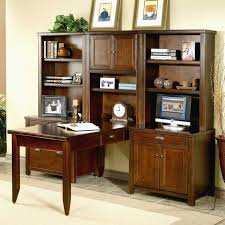 chic office furniture design by kathy ireland furniture with shelve and hutch chic office desk hutch