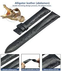 <b>ZLIMSN</b> HANDMADE Full Genuine <b>Alligator Crocodile Leather</b> ...