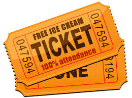 Raffle Ticket Pictures - ClipArt Best Year 10   100% Attendance Reward | Year 11 at Southam ...