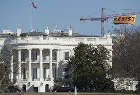 Image result for Trump T on the White House picture