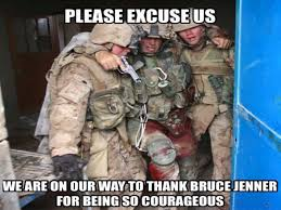 "Meme Destroys the Bruce Jenner ""Courage"" Talking Point | The ... via Relatably.com"