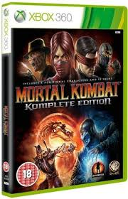 Mortal Kombat Komplete Edition RGH Español Xbox 360 6gb[Mega+]