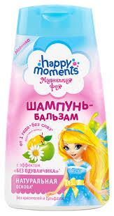 <b>Happy Moments Маленькая</b> Фея <b>Шампунь</b>-бальзам с эффектом ...