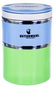 Купить <b>Guterwahl</b> Термо <b>ланч</b>-<b>бокс Keep warm</b> 2 секции 1000 мл в ...