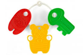 <b>Погремушка Пластмастер Игрушка Трио</b> - Акушерство.Ru