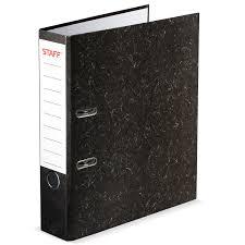 Купить <b>Папка</b>-<b>регистратор</b> STAFF, с мраморным <b>покрытием</b>, 70 ...