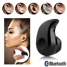 1PC <b>Mini Wireless In-ear</b> Stereo Headphones <b>Sport Earbuds</b> ...