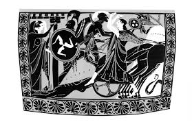 hector iliad essay gregory nagy an apobatic moment for achilles as athlete at the