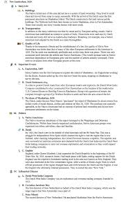 use these social studies examples to integrate into world history analysis outline new amsterdam 162