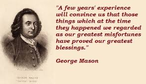Famous Quotes From George Mason. QuotesGram via Relatably.com