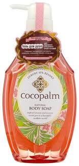 <b>Гель для душа CocoPalm</b> Natural body soap — купить по ...