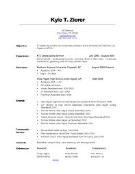 sample of resume objective  seangarrette cosample resume objectives l ekukn objectives for resumes resume template builder l ekukn   sample of resume objective