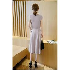<b>Free shipping Fashion Women</b> Wide leg pants suit leisure Jumpsuits ...
