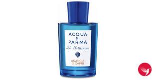 <b>Acqua di Parma</b> Blu Mediterraneo <b>Arancia</b> di Capri Fragrance ...