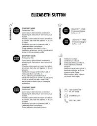 beautiful résumé designs you    ll want to stealview this image ›