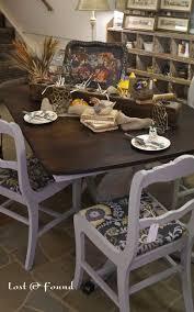 thomasville dining room set pecan