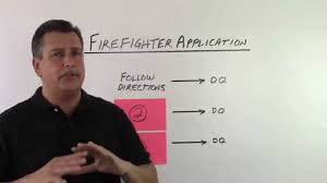 the firefighter job application firefighter interview the firefighter job application firefighter interview preparation