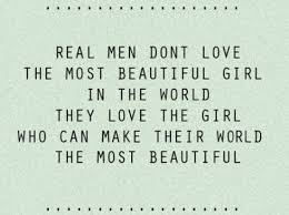 Awesome Love Quotes For Men | Cute Quotes