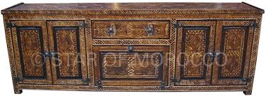 click to see larger image african furniture and decor