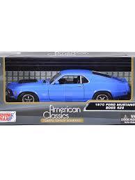 <b>Модель машины</b> Ford Mustang Boss 429 1:24 73303AC <b>Motormax</b> ...