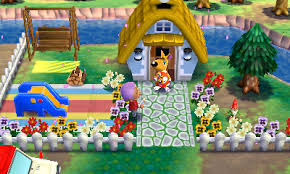 exterior house types customization options beautiful minimalist furniture animal crossing