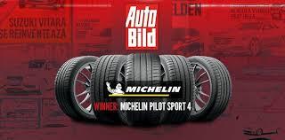 Tyreline - <b>MICHELIN PILOT SPORT 4</b> - AUTO BILD WINNER ...
