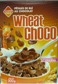 <b>Хлопья пшеничные</b> с шоколадными горошинками 500 г т.м ...