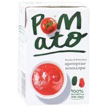Помидоры Pomato протёртые купить в магазине METRO ...